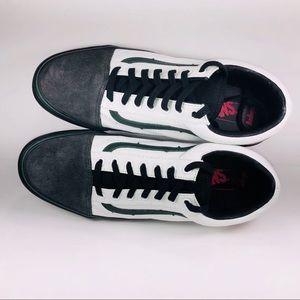 VANS Bodega OG Old Skool Sub Rosa Multicolor Shoes
